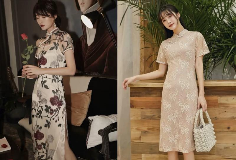 """旗袍作为国人认同且推崇的中国传统服饰单品,其定义与产生的时间,至今都存在诸多争议,但若是要说旗袍的""""黄金时代"""",相信大多数人都知道是上世纪的20至40年代,既是近代中国女性最灿烂的时期,旗袍的初步"""
